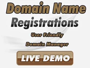 Discounted domain name registrations & transfers